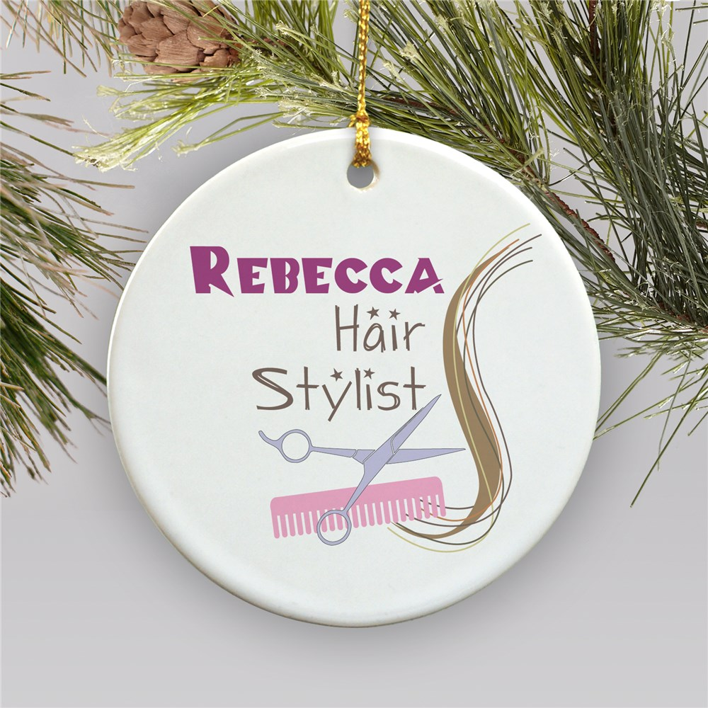 Christmas Ornaments | Gifts For Hair Stylists