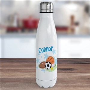Personalized Water Bottle | Insulated Water Bottle For Sports