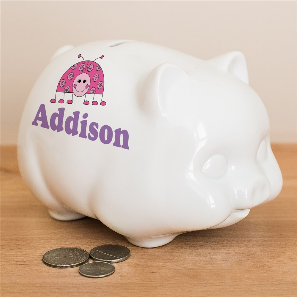 Personalized Piggy Banks | Personalized New Baby Gifts
