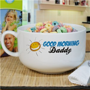 Personalized Bowls | Customized Cereal Bowl