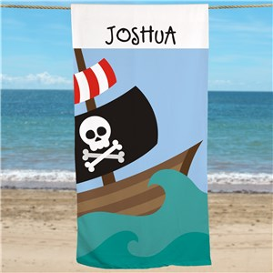 Personalized Beach Towel  U591733