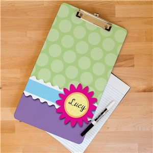 Personalized School Clip Board U675524X