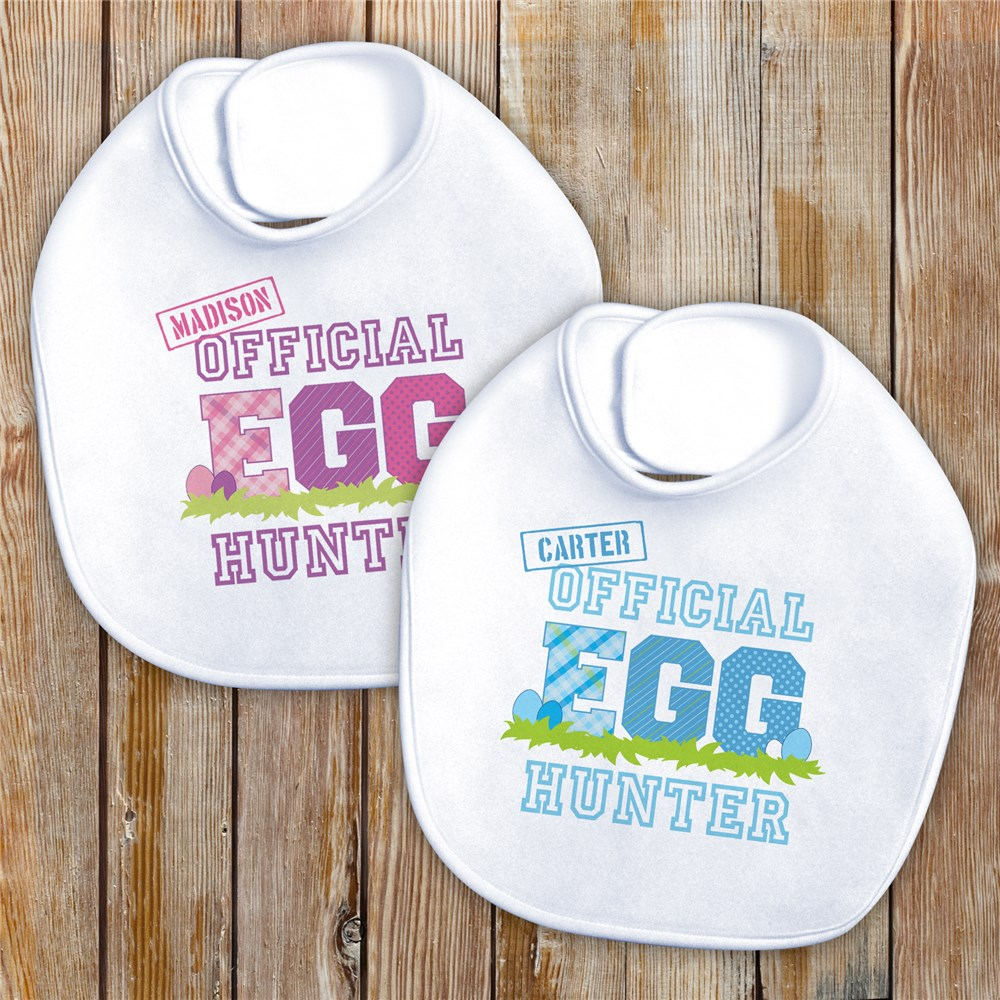 Personalized Baby Bib | Easter Bib