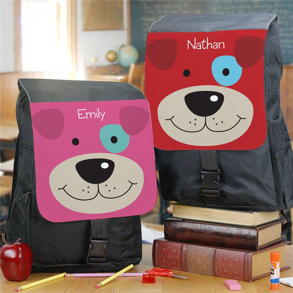 Personalized Puppy Backpack U780062