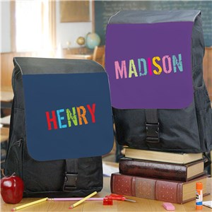 Personalized Any Name Backpack U780662