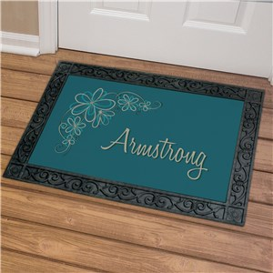 Welcome Doormat | Personalized Doormats