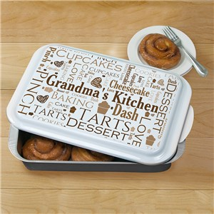 Personalized Cake Pans | Great Housewarming Gifts