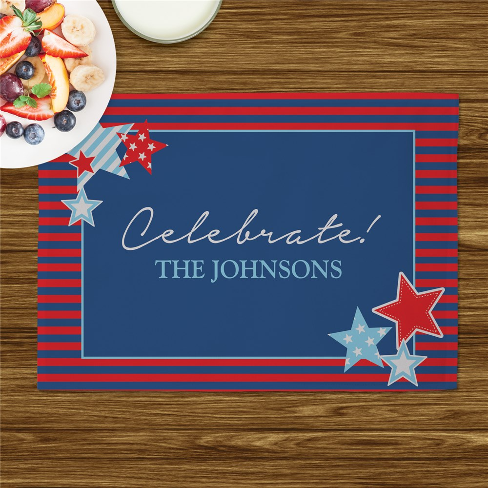 Monogram Madness Placemat U629521