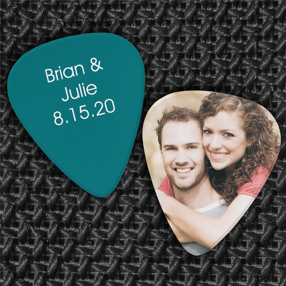 Wedding Favor Guitar Pick U956585X