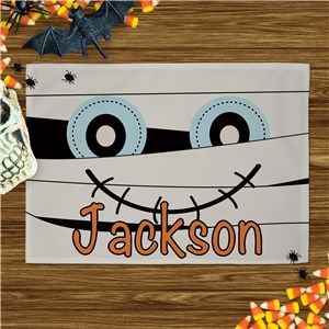Halloween Place Mat | Personalized Halloween Gifts