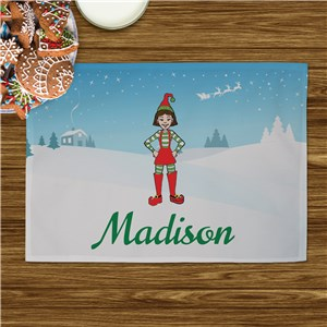 Holiday Character Kids Placemat U975821