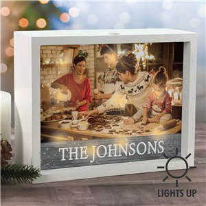 Lighted Shadow Box | Personalized Photo Gifts