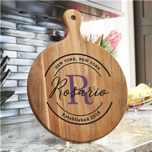 Rustic Home Decor | Personalized Kitchen Wall Sign
