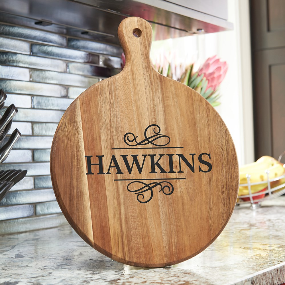 Family Name Decor | Personalized Wooden Decor