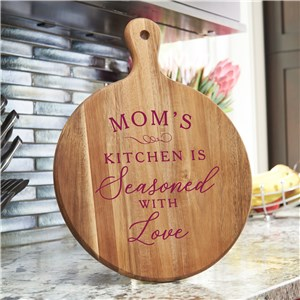 Personalized Home Decor | Seasoned With Love Sign