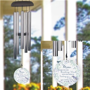 Personalized Mother's Day Wind Chime