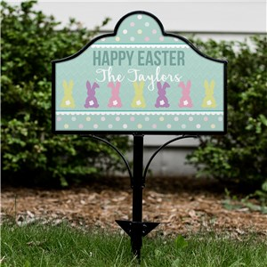 Personalized Yard Signs | Easter Lawn and Garden Decor