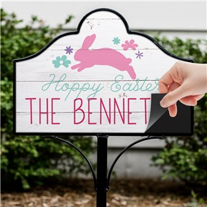 Personalized Easter Decor | Outdoor Decor For Spring