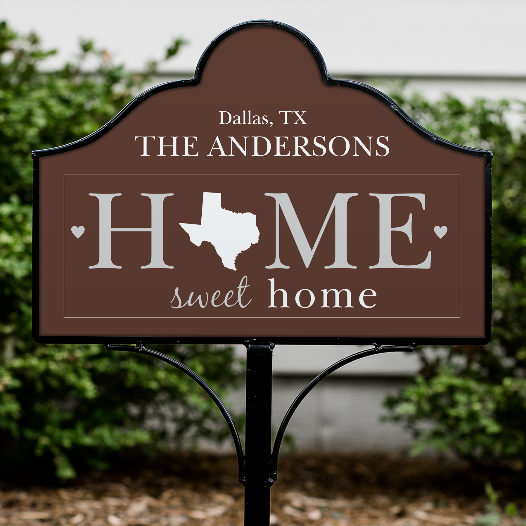 Personalized Home Sweet Home Magnetic Sign V747134