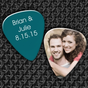 Wedding Favor Guitar Pick