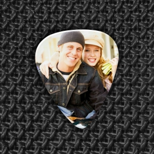 Photo Guitar Pick Favor