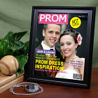Abernook Personalized Prom Photo Magazine Cover