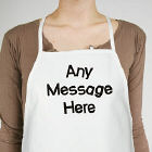 Crazy Message Personalized Apron