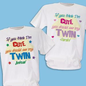 You Should See My Twin Youth T-Shirt