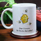 Un-bee-lievable Coffee Mug