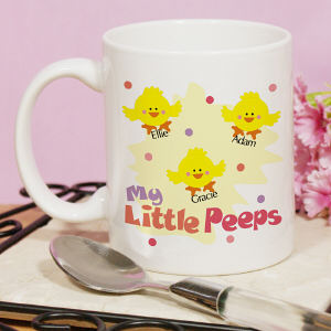 Little Peeps Coffee Mug