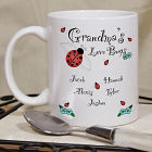 Love Bugs Coffee Mug