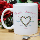 My Sweethearts Personalized Mug