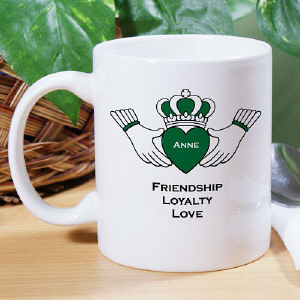 Friendship Loyalty Love Personalized Coffee Mug