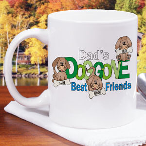 Doggone Friends Coffee Mug