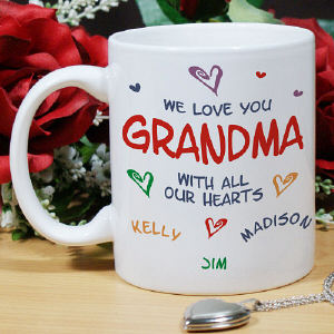 All Our Hearts Mug