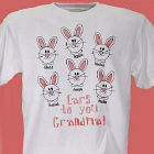 Ears To You Easter Bunny Shirt