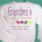 Lil' Bunnies Personalized Easter Sweatshirt