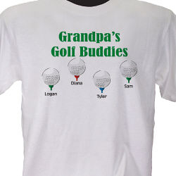 Golf Buddies T-Shirt