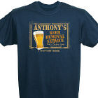 Beer Removal Service Personalize T-shirt