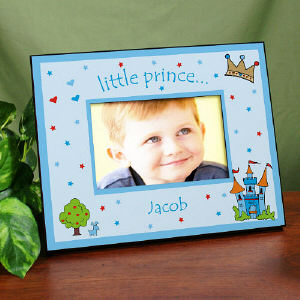 Little Prince Printed Frame