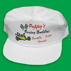 Racing Buddies Personalized Hat