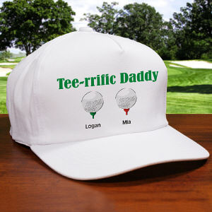 Tee-rrific Personalized Hat