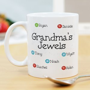 Personalized My Jewels - Birthstone | Grandma Gifts