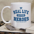 Real Life - Heroes Police Officer Coffee Mug