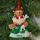Fisherman Ornament