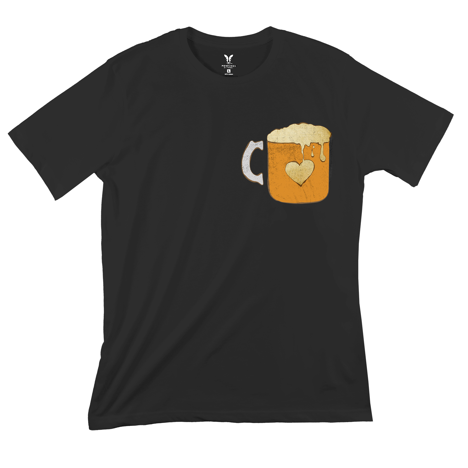 Love Beer Pocket T-Shirt PT311086X