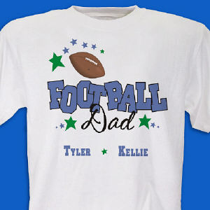 Football Parent T-Shirt