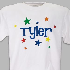 A Star is Born Personalized Youth T-Shirt