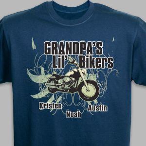 Personalized Lil' Bikers T-Shirt