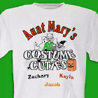 Costume Cuties Personalized Halloween T-Shirt